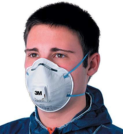 masque pour travaux