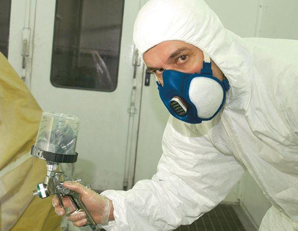 masque de protection maladie